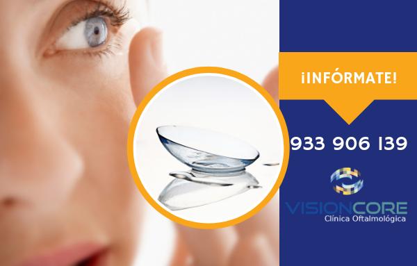 Lentes de contacto multifocales: buena visión en las 3 distancias_Clínica Oftalmológica Visioncore