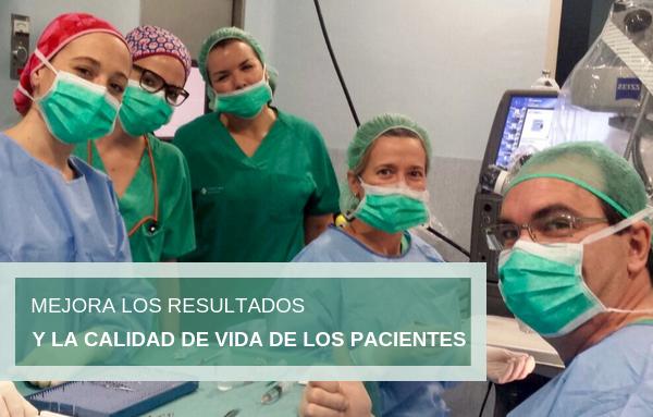 La microcirugía con microincisión: implante XEN para el glaucoma_Clínica Visioncore